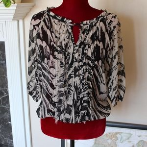 Express pattern blouse Size Small